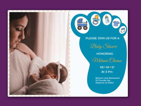 Baby Shower Templates